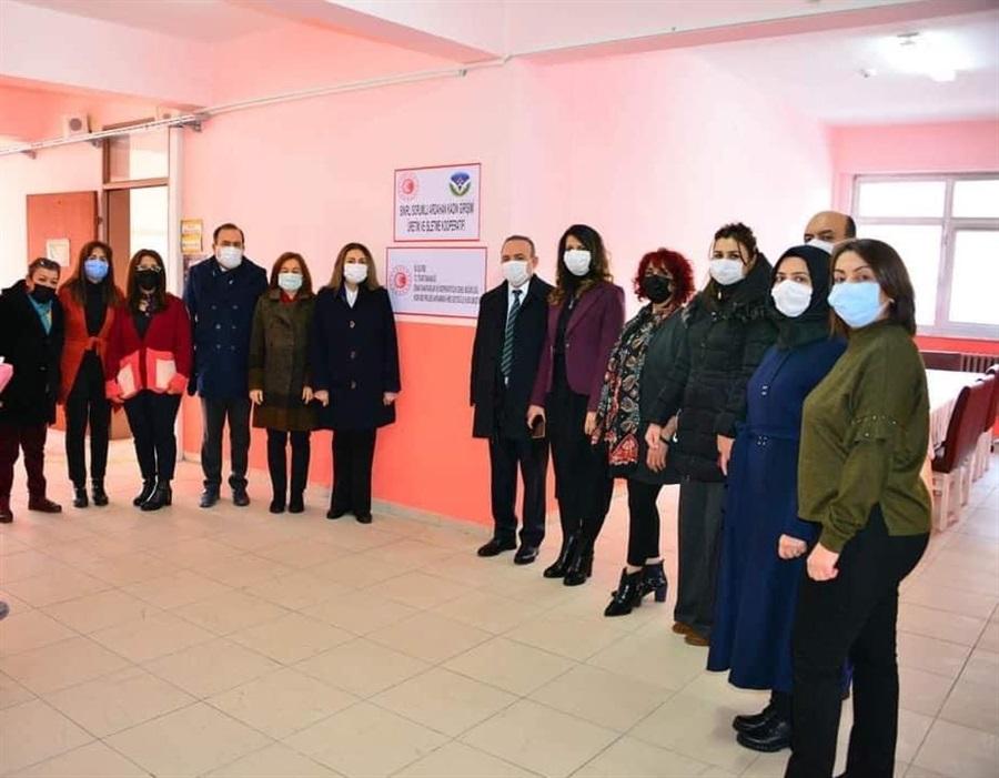 İl Müdürlüğümüzün Kooperatiflerin Desteklenmesi (KOOP-DES) programı